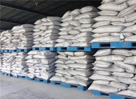 臨沂市5噸微硅粉準備發貨