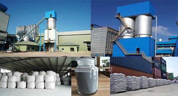 微硅粉生產工藝流程